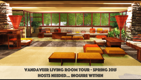 Living Room Tour 2015 - Hosts Needed FB Ad FLAT