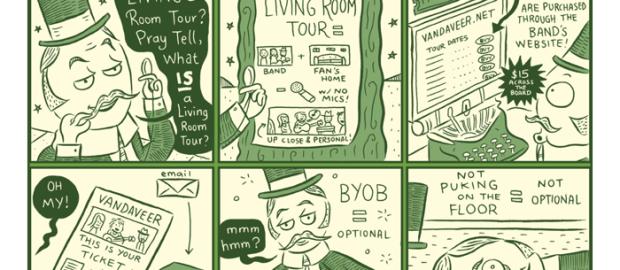 Living Room Tour Tutorial